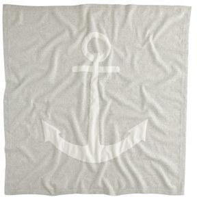 J.Crew Baby cashmere blanket in anchor