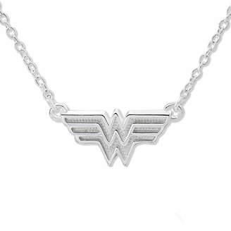 DC COMICS DC Comics Wonder Woman Sterling Silver Pendant Necklace
