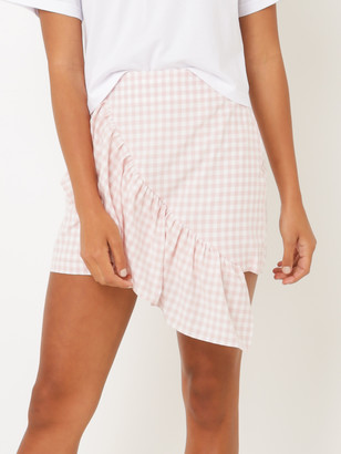 Neve Ruffle Mini Skirt