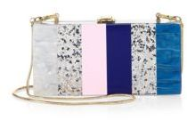 MILLY Marble Box Convertible Clutch $295 thestylecure.com