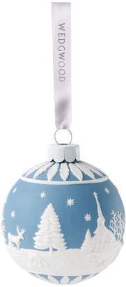 Wedgwood Winter Country Tree Decoration