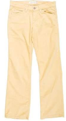 Etoile Isabel Marant Mid-Rise Skinny Pants