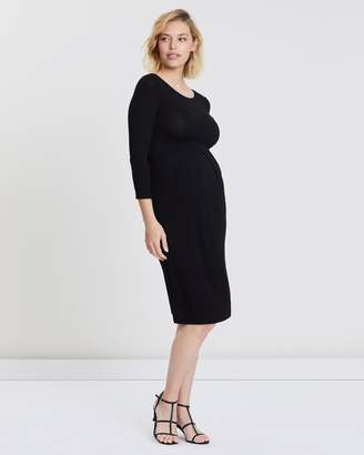 Isabella Oliver Ivybridge Maternity Dress