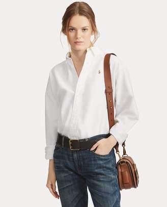 Ralph Lauren Cotton Oxford Big Shirt
