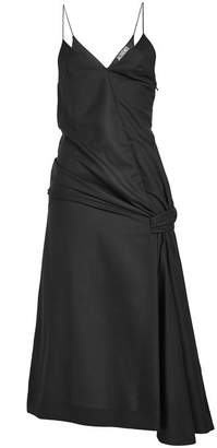 Jacquemus Samba Wool Dress
