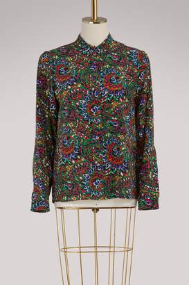 Vanessa Seward Bamboo cotton shirt