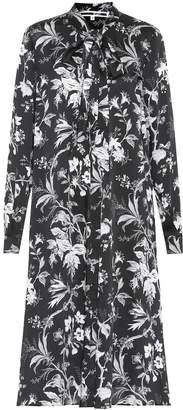 McQ Floral-printed dress