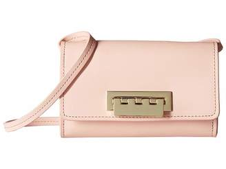 Zac Posen Eartha Iconic Small Phone Wallet Crossbody Cross Body Handbags