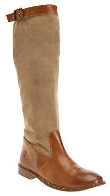 Frye Paige Tall Canvas Boot
