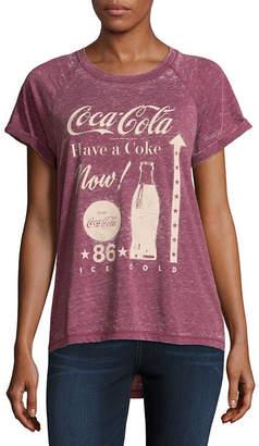 Freeze Coca Cola Tee - Juniors
