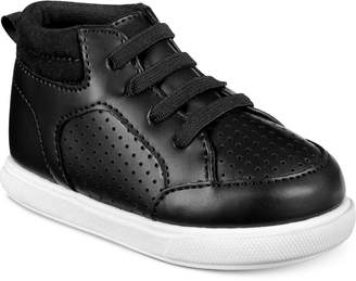 First Impressions Baby Boys Hi-Top Sneakers