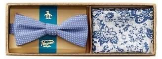 Original Penguin Zenzo Dot 2-Piece Bow Tie Box Set