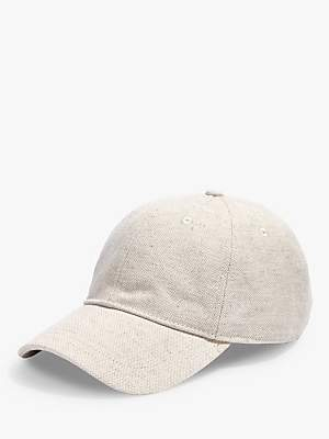 da56b1f4 Madewell Cotton Blend Baseball Cap, Canvas