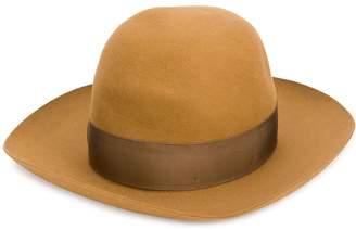 Borsalino classic wide brim hat