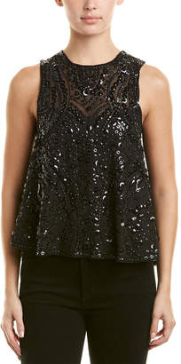 Raga Sequined Top