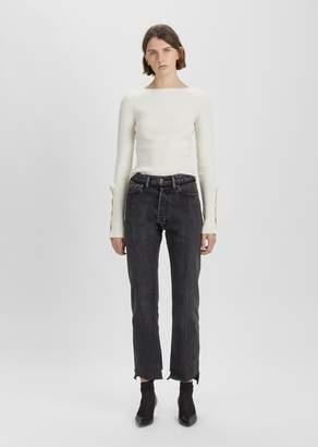 Vetements X Levi's Classic Reworked Jeans