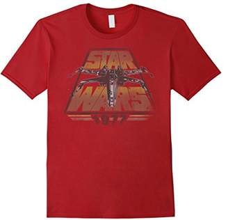 Star Wars X-Wing 1977 Vintage Retro Graphic T-Shirt C1