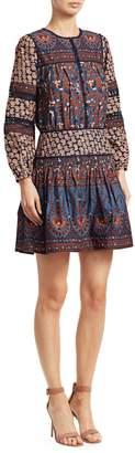 Sea Gemma Cotton Peasant Dress