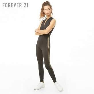 Forever 21 (フォーエバー 21) - Forever 21 サイドラインスポーツオールインワン