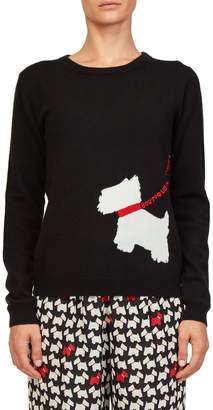 Moschino Virgin Wool And Cashmere Sweater