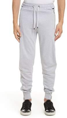 Versace Side Zip Sweatpants