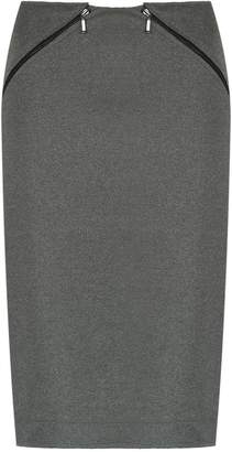 M·A·C Mara Mac zipped pencil skirt