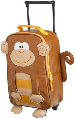 Stephen Joseph Monkey Rolling Backpack, Multi, 1-Pack