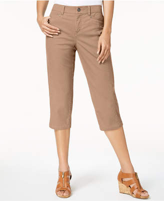 Style&Co. Style & Co Petite Capri Pants, Created for Macy's