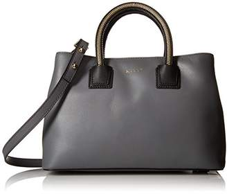 Milly New Logan Sm Zip Tote Convertible Top Handle Bag