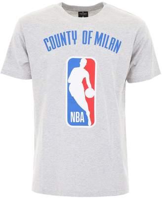 Marcelo Burlon County of Milan Nba T-shirt