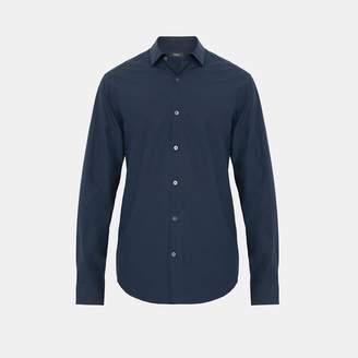 Theory Mercerized Cotton Standard-Fit Shirt