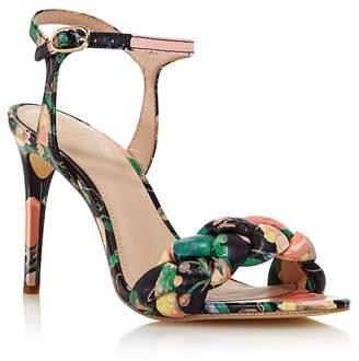 9b9fcea6fb9 Rachel Zoe Women s Kelly Braid High-Heel Sandals
