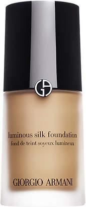Giorgio Armani Women's Luminous Silk Foundation - 5.5