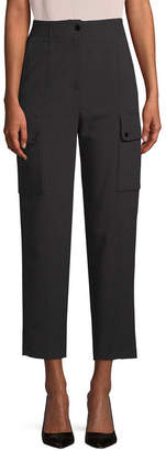 Sandro Cropped Pant