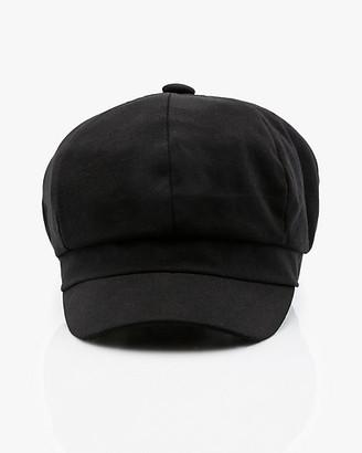 Le Château Woven Baker Boy Hat