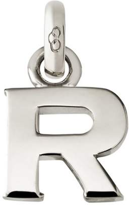 Links of London Sterling Silver Letter R Charm