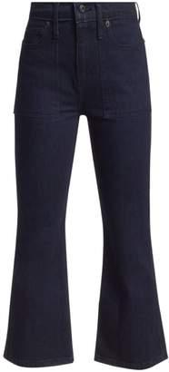 Proenza Schouler Pswl Comfort Stretch Flare Jeans