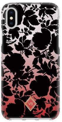 Vera Bradley Flexible Frame iPhone X Phone Case