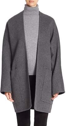 Vince Women's Reversible Wool & Cashmere Cardigan Coat