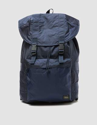 Co Porter Yoshida & Force Rucksack in Navy