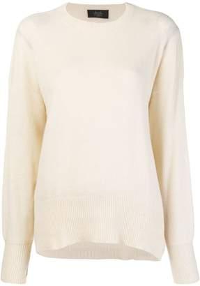 Maison Flaneur cashmere crew neck sweater