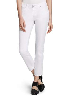 Eileen Fisher Petites Slim Ankle Jeans
