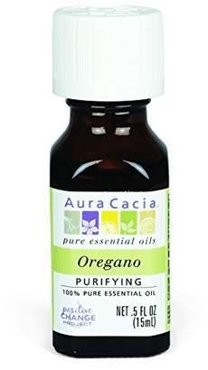 Aura Cacia Oregano Essential Oil, 0.5 Fluid Ounce by