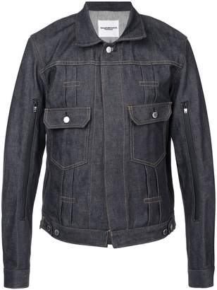 Takahiromiyashita The Soloist denim shirt jacket