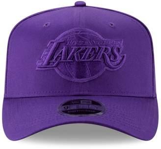 New Era Los Angeles Lakers NBA Tonal Team Stretch Snapback Cap