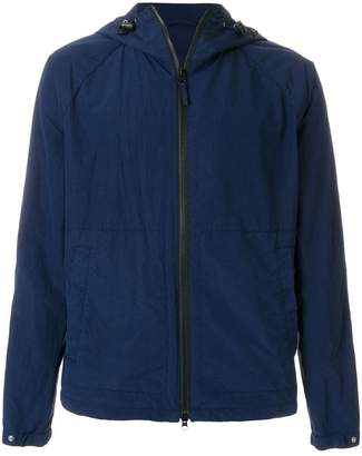 Aspesi zipped hooded jacket