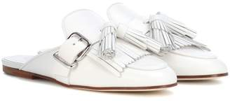 Tod's Leather slippers