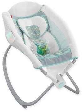 Fisher-Price® Deluxe Newborn Auto Rock 'n PlayTM Sleeper in Soothing River $99.99 thestylecure.com
