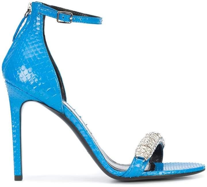 Calvin Klein 205W39nyc jewelled sandals