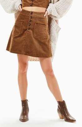 Lost + Wander Alicia Mini Skirt